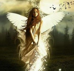 挥着翅膀的女孩歌曲