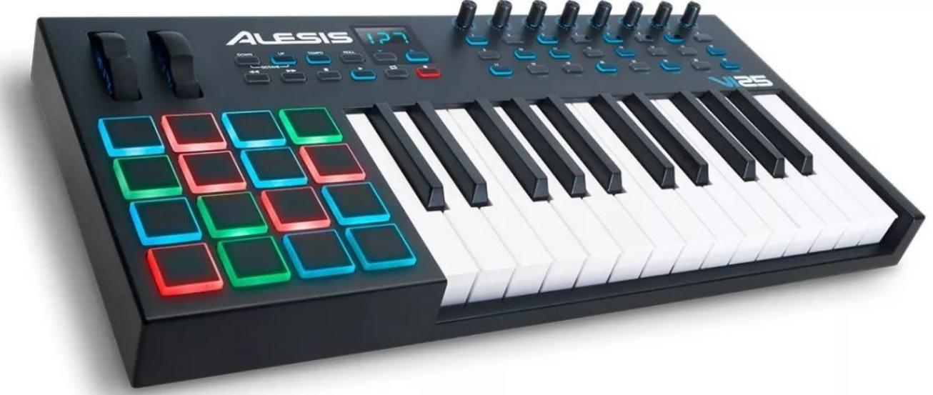 midi合成器是什么_卧室制作人是什么?卧室制作人必备的装备是什么?MIDI键盘-DJ教程